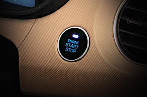 Botón de arranque / parada del motor