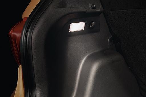 Lámpara de equipaje