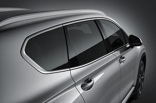 Santa Fe Beltline Molding Hyundai Honduras