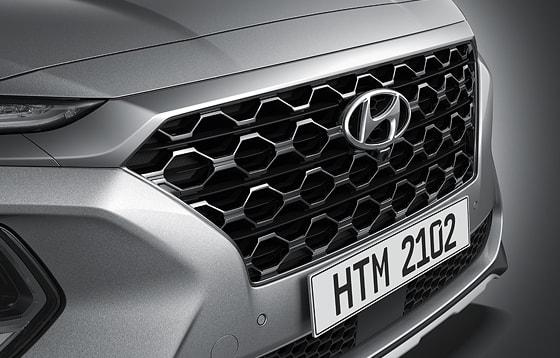 Santa Fe Hyundai Honduras Rejilla del radiador