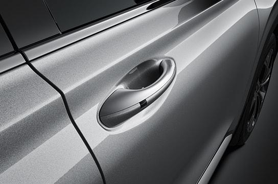 Tiradores de puerta exterior Santa Fe Hyundai Honduras