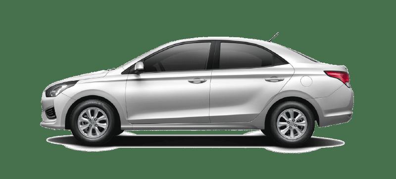 Verna Hyundai honduras exterior