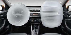 Verna Hyundai honduras seguridad bolsas